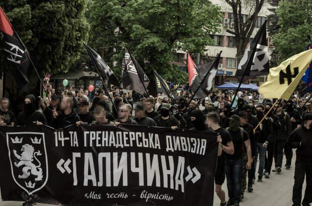 Украину резко отчитали в ОБСЕ за марш эсесовцев