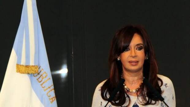 Президент Аргентины опровергла объявление дефолта