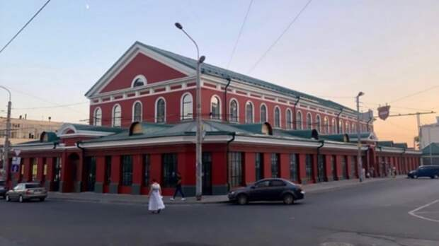 Нахичеванский базар вРостове-на-Дону превратят втуристический объект