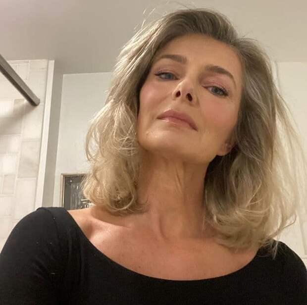 55-летняя модель раскрыла секрет своей молодости