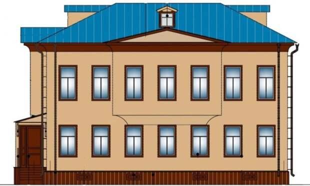 ВАрхангельске идёт реставрация дома Киселёва