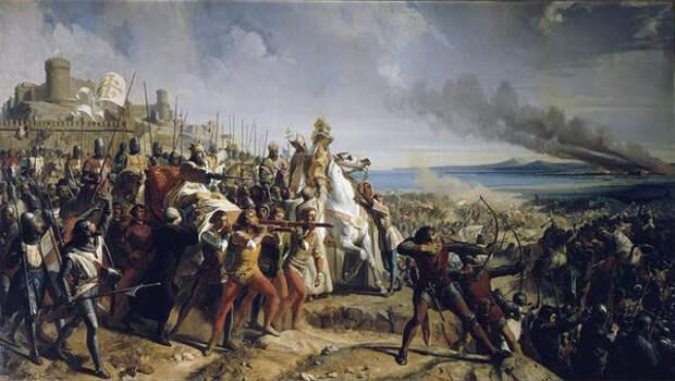 Битва при Монжизаре