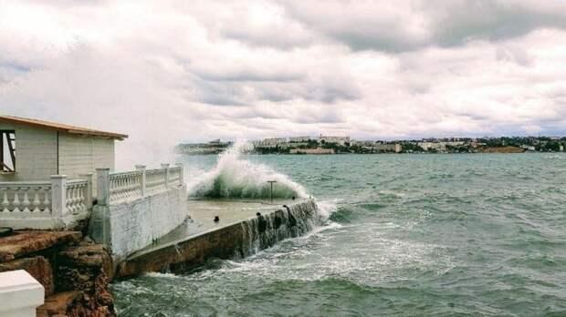 Жителей Крыма предупредили о резком ухудшении погодных условий