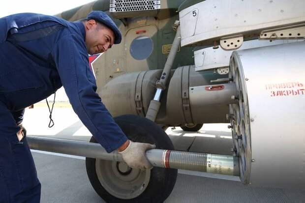 С-8ОФП «Бронебойщик»: новая ракета из старого семейства