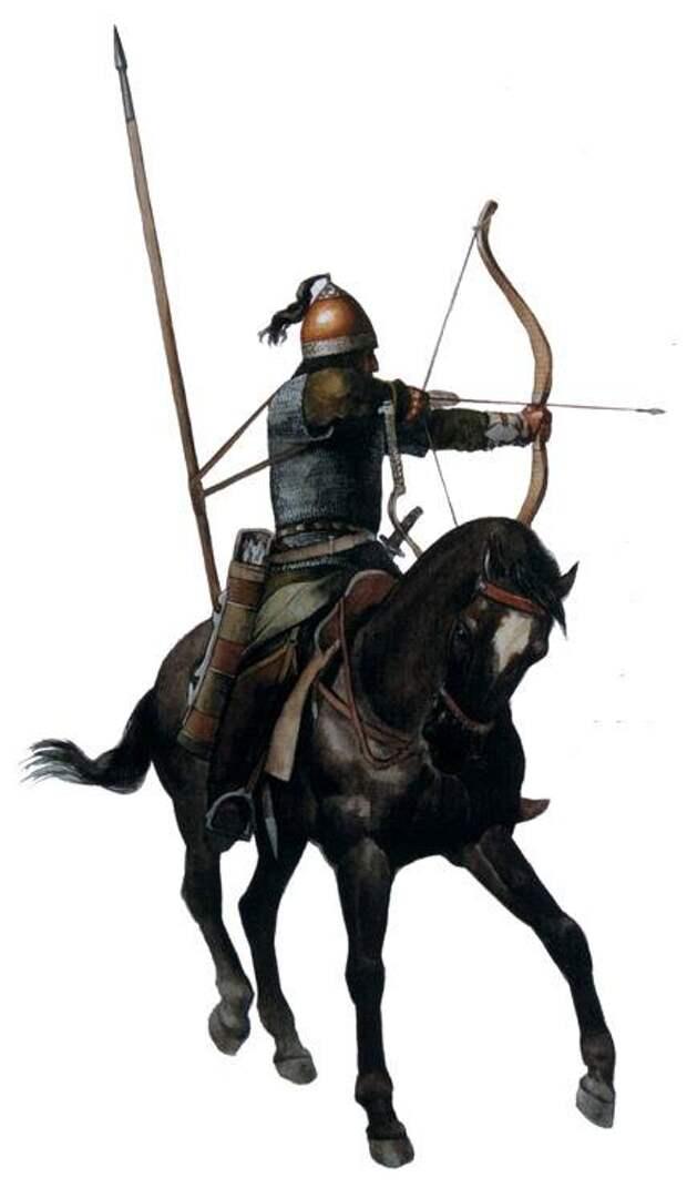 Половцы 12-13 век (реконструкции)