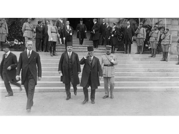 США и армянский вопрос: на пути к Севру. По мемуарам Ллойда Джорджа