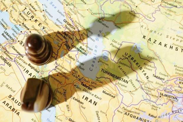 Ось «Ближний Восток – Кавказ – Центральная Азия» уже выглядит как линия фронта