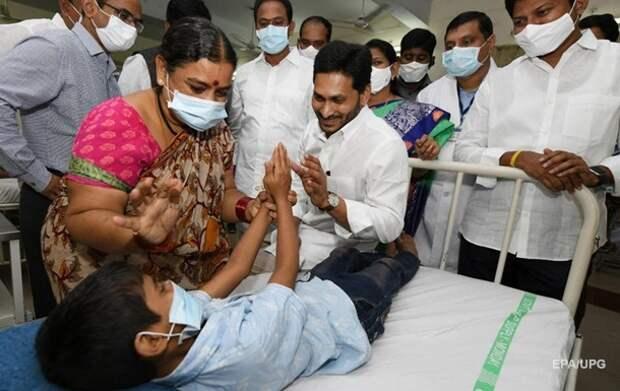 Загадочная болезнь. Индию скосил новый вирус