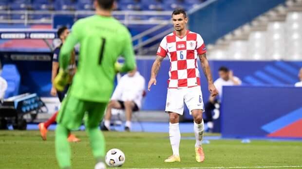 Капитан «Зенита» Ловрен вошёл в расширенный состав сборной Хорватии на Евро-2020