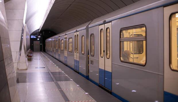 В Петербурге заработала станция «Садовая»