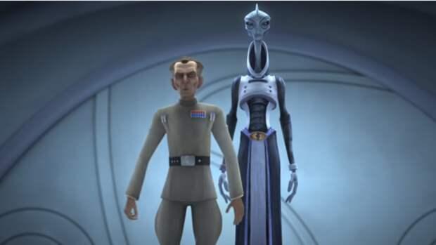 Опубликован новый постер мультсериала «Звездные войны: Бракованная партия»