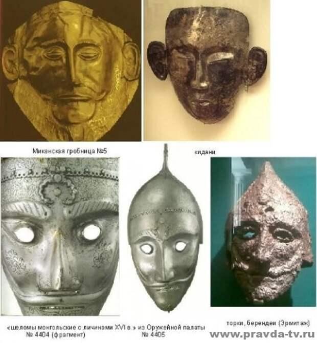 Украденная империя или против кого воевал Батый