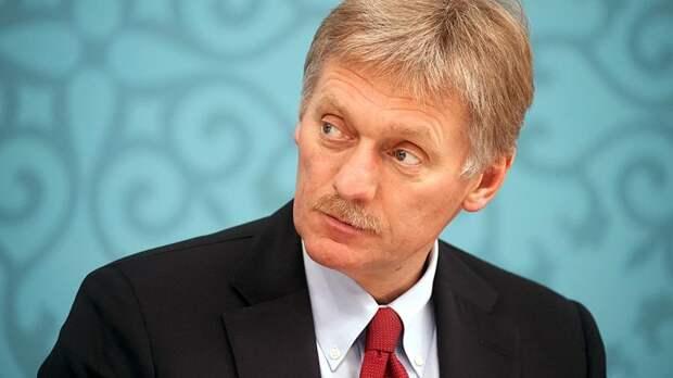 Кремль вновь отреагировал на обвинения из-за Навального