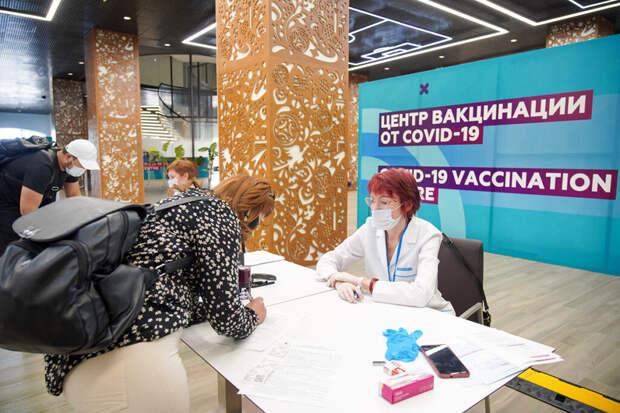 Среди вакцинированных россиян разыграют по 100 тысяч рублей