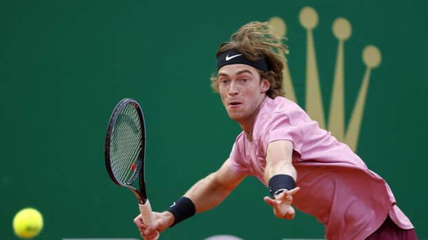 Рублёв установил уникальное достижение, победив Надаля на турнире ATP в Монте-Карло