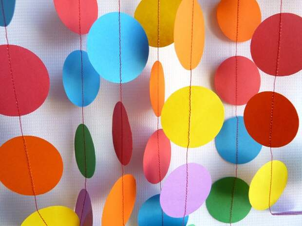 Украшения из бумаги на Новый год: как создать оригинальные поделки своими руками (64 фото)