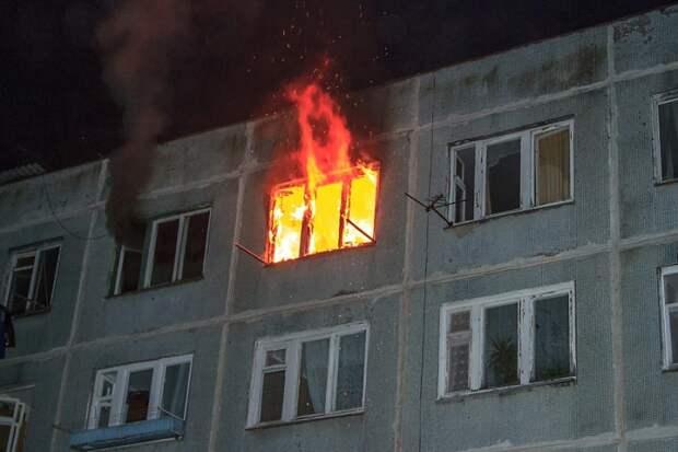 Пожар: Не дай Бог жить рядом с ТАКИМИ алкашами