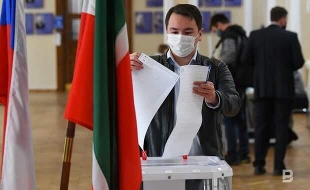 В России явка на выборы в первый день голосования составила 16,85%