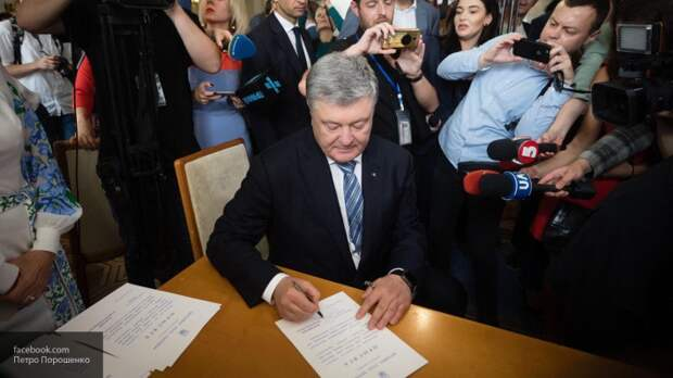 На Украине озвучили причины, по которым Порошенко непременно сбежит в США
