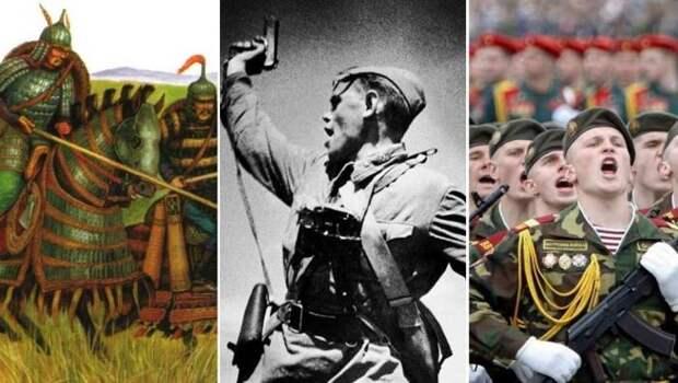Откуда взялось победоносное «ура», и Почему иностранцы перенимали боевой клич отважных русских