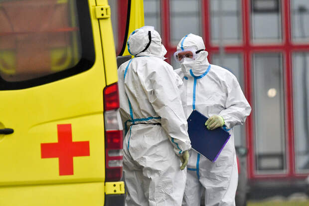 Почти 16 тыс. новых случаев коронавируса выявлено за сутки в России