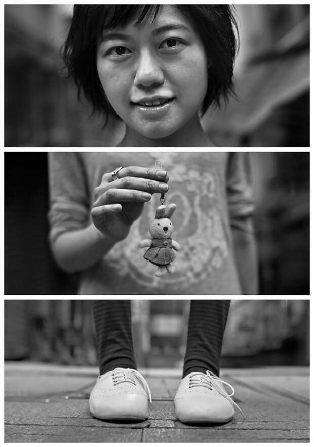 ФОТОВЫСТАВКА. Adde Adesokan: триптихи незнакомцев