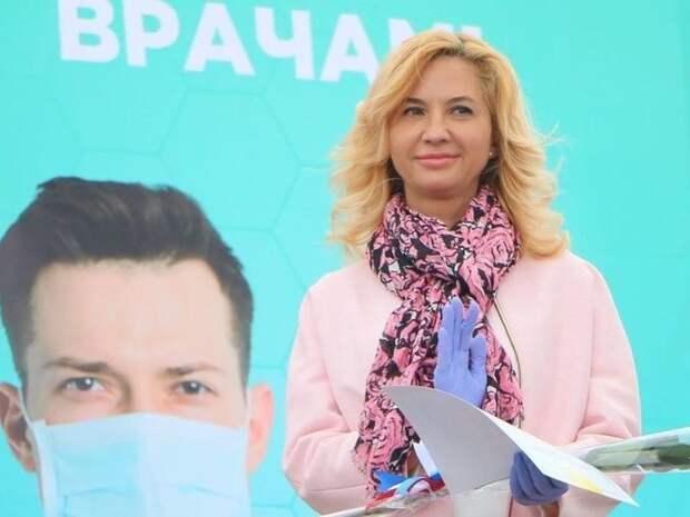 Экс-министр здравоохранения не захотела возвращаться в Россию