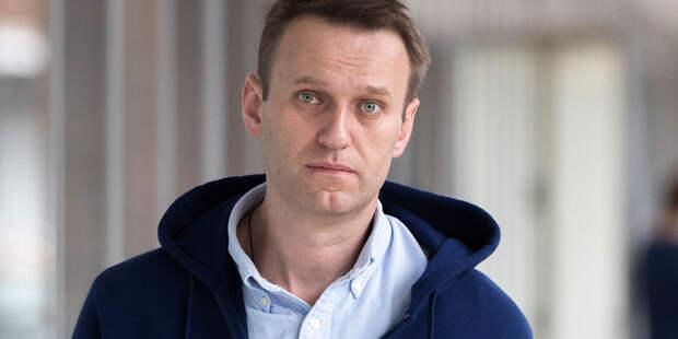 Навальный арестован до середины февраля
