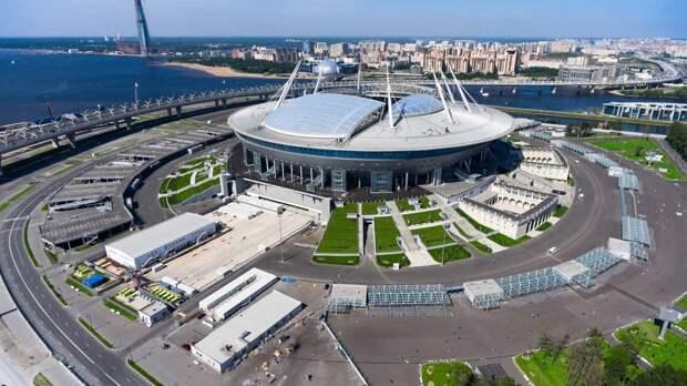 Daily Mail: УЕФА хочет отдать Санкт-Петербургу права на проведение дополнительных матчей ЧЕ-2020