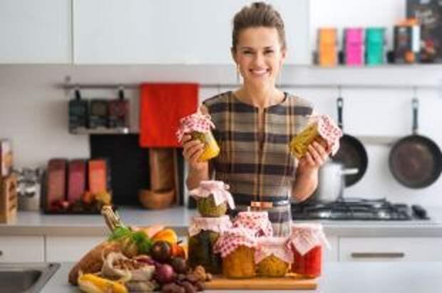 Полезные заготовки. Проверенные рецепты для овощей, фруктов, ягод и грибов