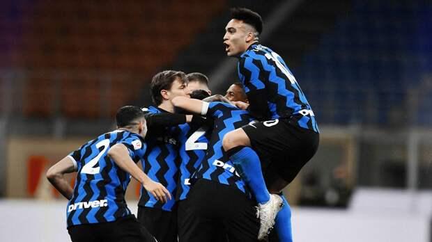 «Интер» в ранге чемпиона Италии разгромил «Сампдорию», забив 5 мячей в ворота соперника