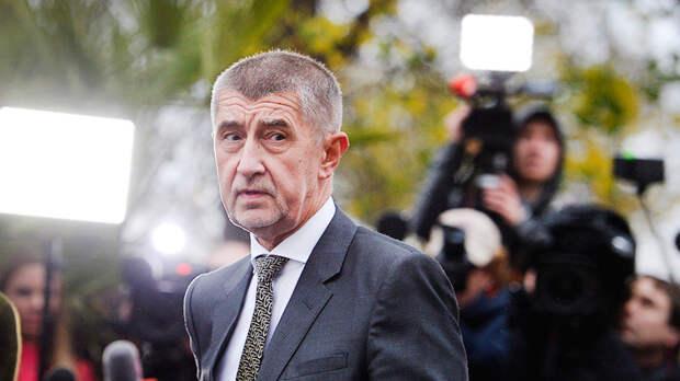 Чешский премьер призвал поумерить русофобию на фоне «шпионского скандала»