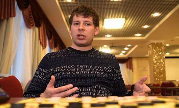 Сергей Белошеев из Евпатории выиграл этап Кубка мира по шашкам-64 в Турции