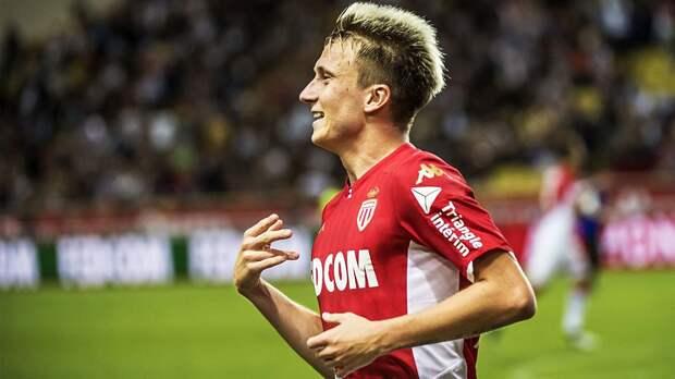«Монако» победил «Гренобль» в Кубке Франции, Головин играл с 75-й минуты