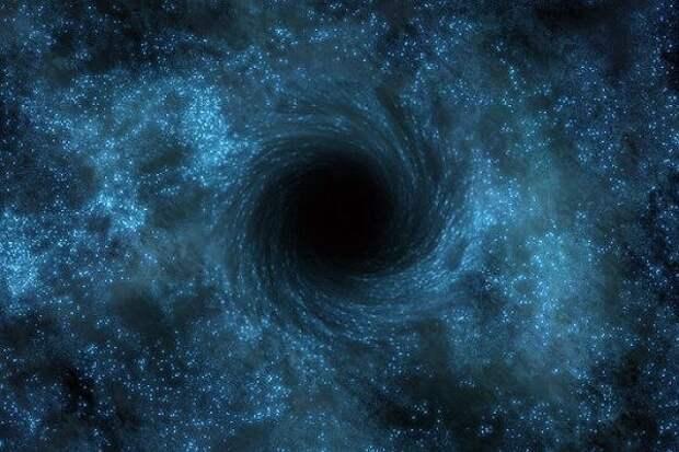 Черная дыра может быть дверью в альтернативную реальность.