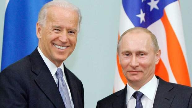 О подготовке к предстоящей встрече Путина и Байдена рассказали в МИД
