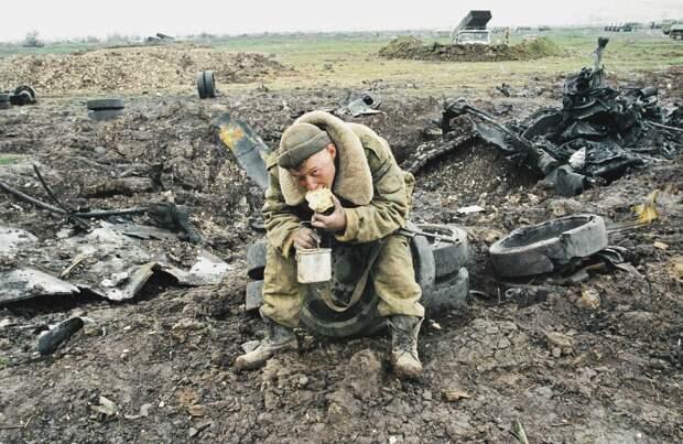 Первая и вторая Чеченские войны.