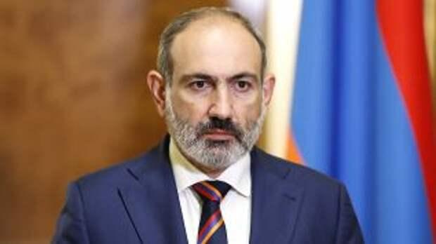 Пашинян запросил военную помощь у России