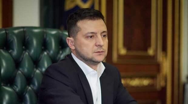 """Зеленский назвал строительство """"Северного потока-2"""" вопросом войны"""
