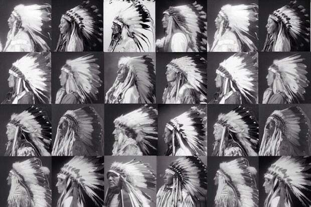 Мудрость индейцев.