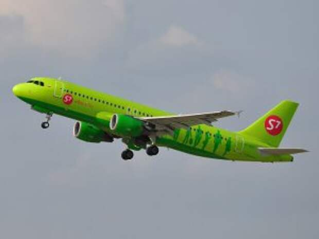S7 Airlines первой в России сертифицирована для заходов на посадку по GLS