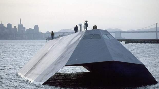 В США рассказали, как секретная «Морская тень» стала ненужным хламом