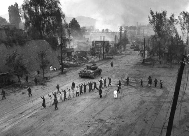 k03 2040 46 впечатляющих снимков Корейской войны