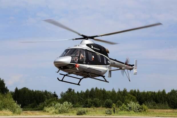 «Вертолеты России» поставят в Китай 20 «Ансатов»