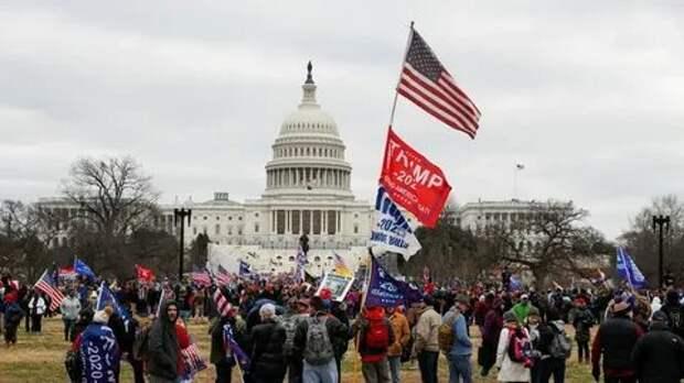О беспорядках в Вашингтоне или Беги, Донни, беги. Пара заметок на полях