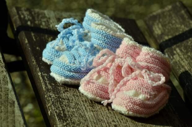 Британка родила близнецов с разницей в два года