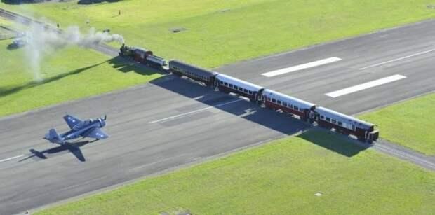 7 поездов, которые проходят через самые необычные места, image #7
