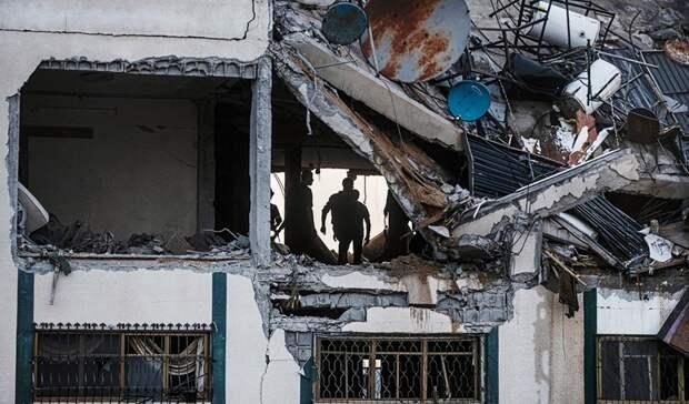 Свыше сотни палестинцев погибли при обострении конфликта с Израилем