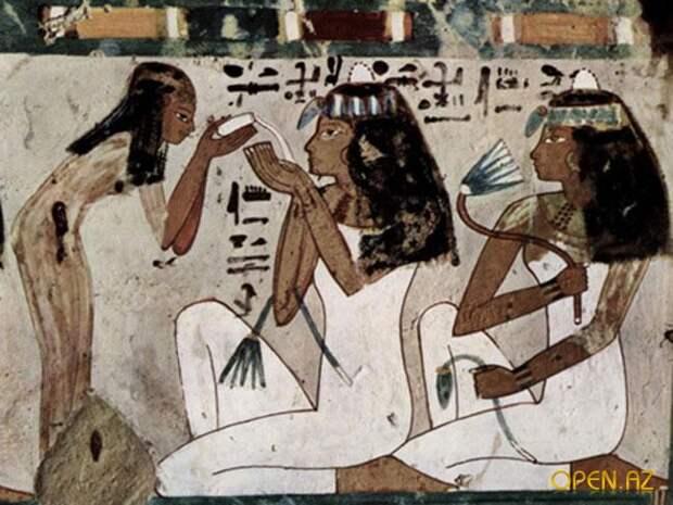 Лак для ногтей: от древности до наших дней