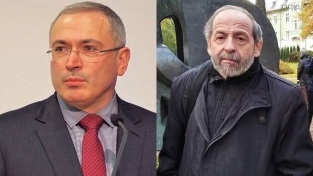 Секс-скандал помог Ходорковскому с потрохами купить «яблочника» Вишневского